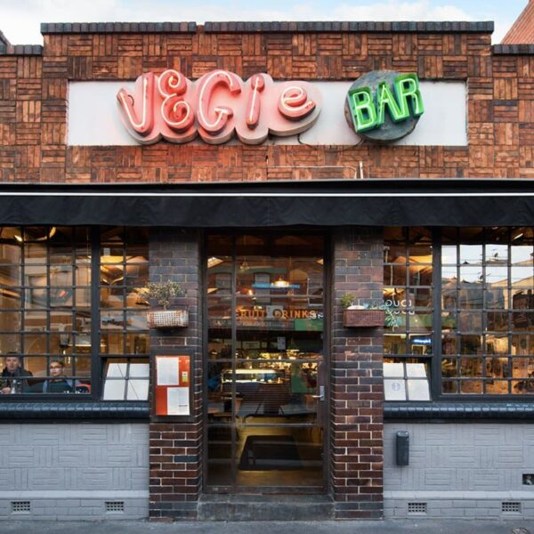 The Vegie Bar - vegan and vegetarian restaurant in Melbourne