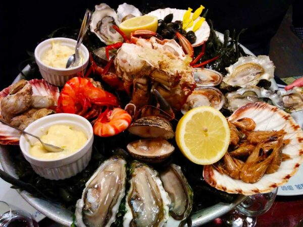 Top Seafood Restaurants in Paris