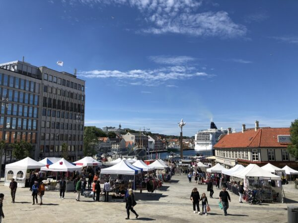 Torget in Stavanger