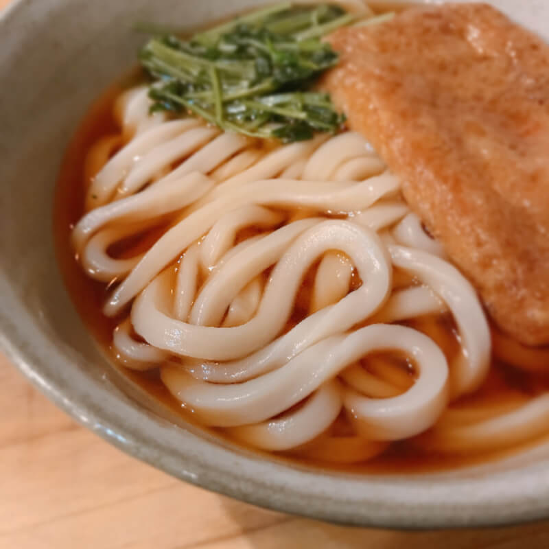 Travel Guide Japan - Udon Noodles From Wheat Flower And Soy Sauce