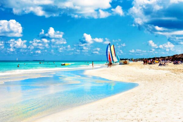 North America Travel Guide - Varadero Beach is A Great Holiday Destination