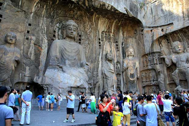 Beautiful Temples of Ancient China - Longmen Grottoes World's Best Chinese Art