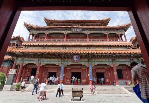 Lama Temple A Place Where Yongzheng Emperor Became A Lama