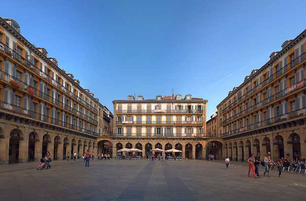 Attractions in San Sebastian