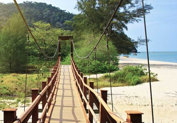 Penang National Park With Monkey Beach And Teluk Kampi - Best Attractions in Penang