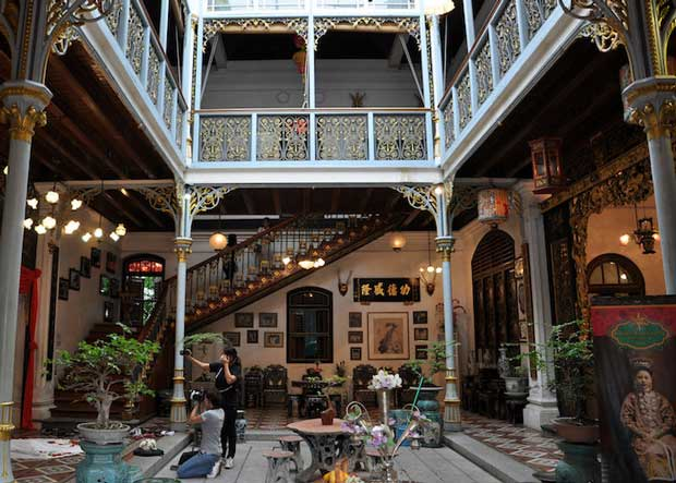 What to Do in Malaysia - Pinang Peranakan Mansion For Peranakan Family A Chinese Immigrant