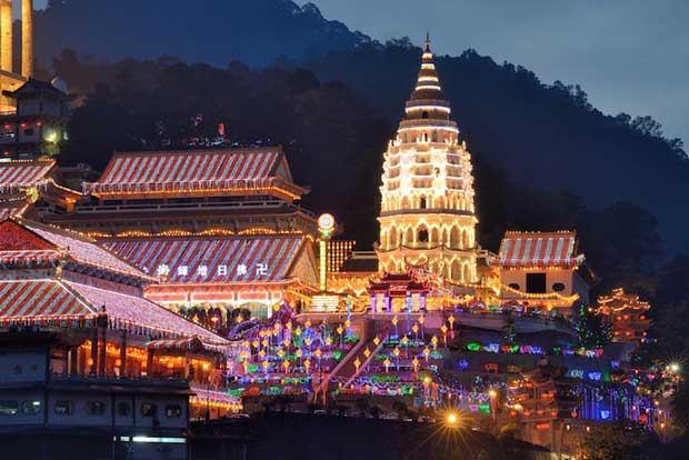 Best Attractions in Penang