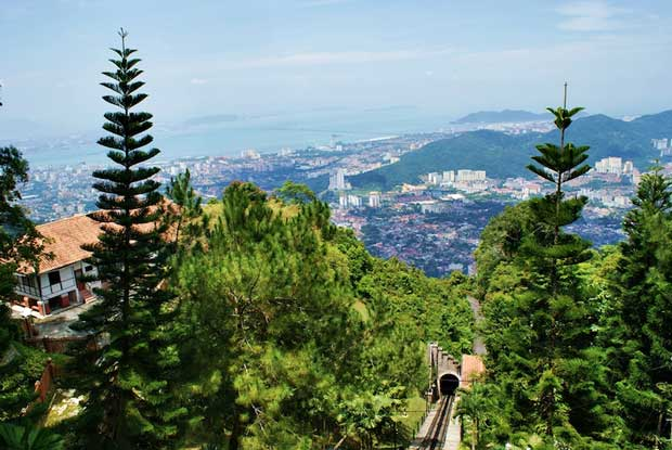 What to Do in Malaysia - Penang Hill