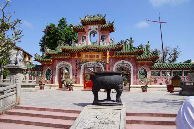 What to Do in Vietnam - Assembly Hall Of Fujian Chinese A Gathering place For Chinese Businessmen