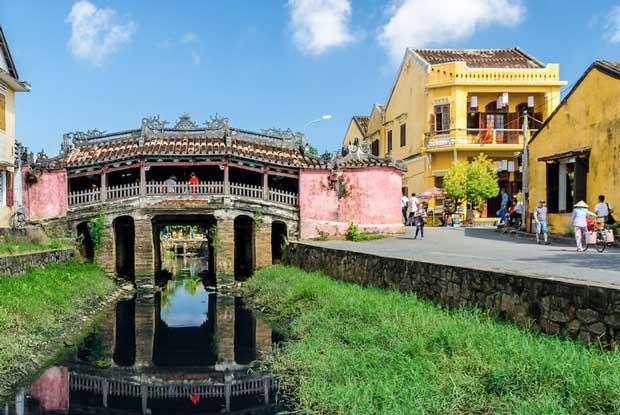 What to Do in Vietnam - Japanese Covered Bridge Connecting Chinese Quarter to Japanese Quarter