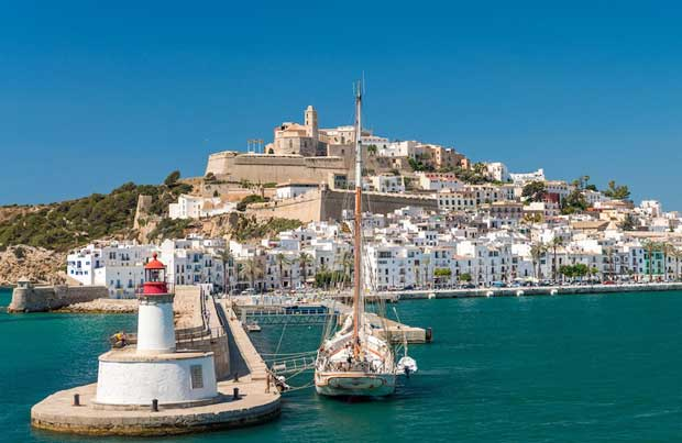 Spain Travel Tips - City of Ibiza The Largest And Most Beautiful Part of The Place