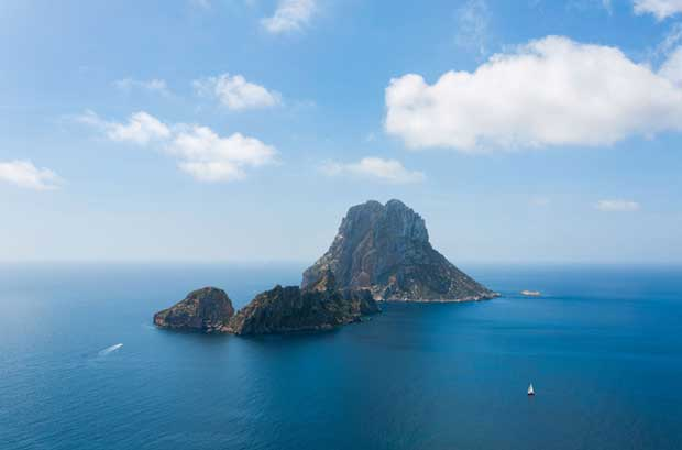 What to Do in Spain - Es Vedra A Magnetic Island Recited in Homer's Odyssey