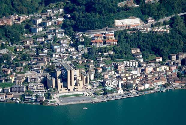 10 Most Beautiful Lakes in Italy - Lake Lugano A Good Place For Fishing