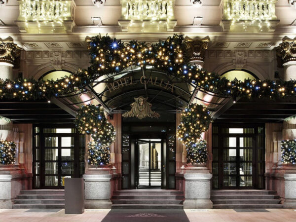 The Best Hotels in Milan - Excelsior Hotel Gallia With Authentic Italian Decoration