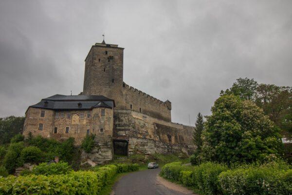 Beautiful Castles in Prague - Kost Castle Best Gothic Castle in The Czech Republic