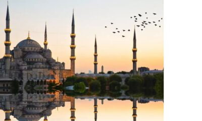 The Most Famous Mosques in Istanbul