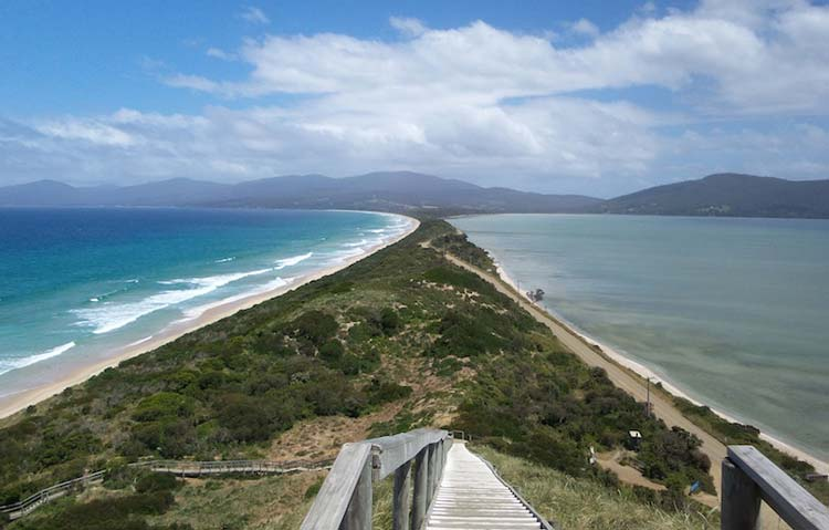 Best of Australian Islands to Visit - Bruny Island Has A Panoramic View