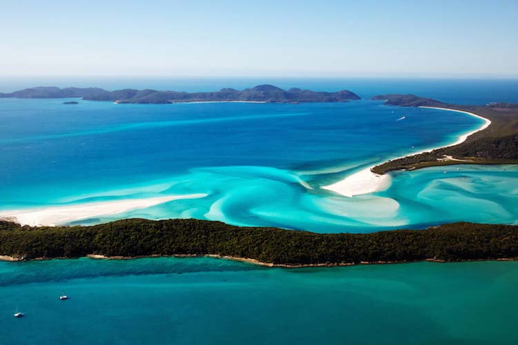 What to Do in Australia - Whitsunday Islands With Most Spectacular Landscape