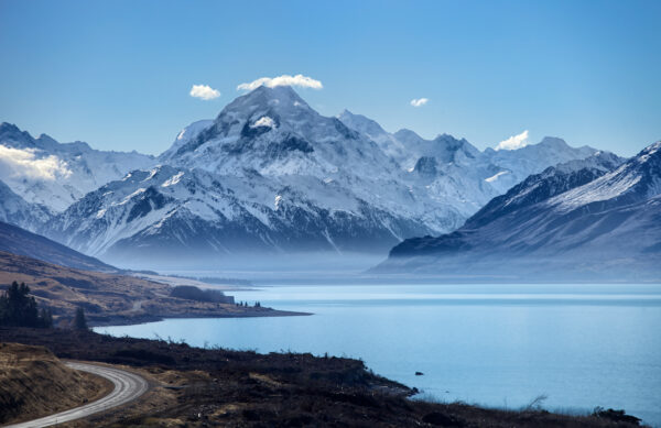 Nature in New Zealand - Aoraki National Park A Good Place For Hunting & Hiking