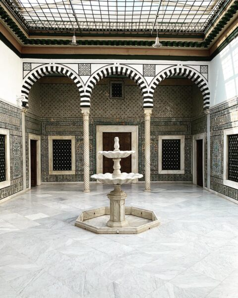 Tourist Attractions in Tunis - Bardo National Museum One of The Best Places in North Africa