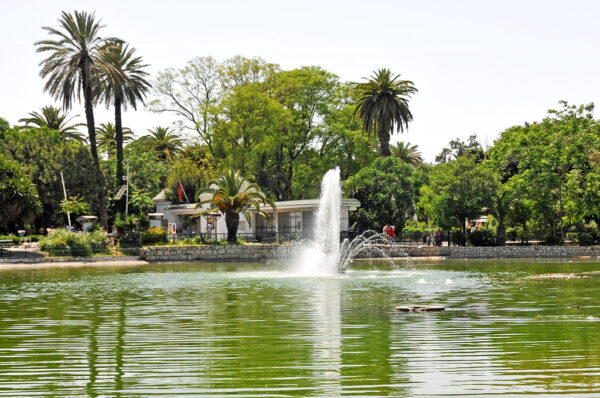 Tourist Attractions in Tunis - Belvedere Park A Great Place to Hang Out in The City