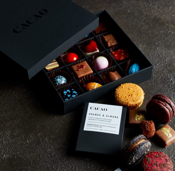 Best Chocolate Shops in Melbourne - CACAO Chocolates and Macarons A Place Famous For éclair
