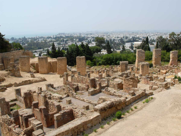 What to Do in Tunisia - Carthage (Karthágó) is Remains of Ancient Phoenician City