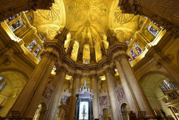 Top Tourist Attractions in Málaga - Catedral de Málaga Built On An Old Mosque