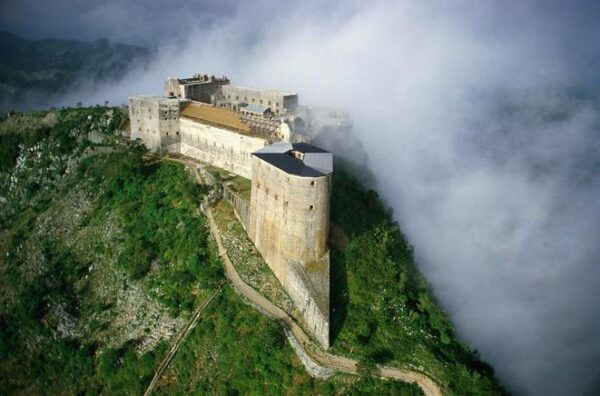 Best Attractions in Haiti - Citadelle Laferrière Was Built During Spanish Rule