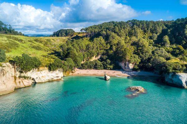 Oceana Attractions - Coromandel Peninsula Near The Hauraki Gulf With Beautiful Images