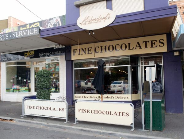 What to Do in Australia - Hahndorf's Fine Chocolates is Located in North Balwyn
