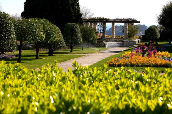 What to Do in France - Monastère de Cimiez A Monastery Surrounded By Beautiful Gardens