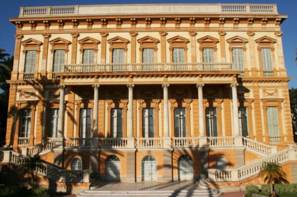 Beautiful Tourist Attractions in Nice - Musée des Beaux-Arts de Nice Shows 15th to 20th Century Artworks