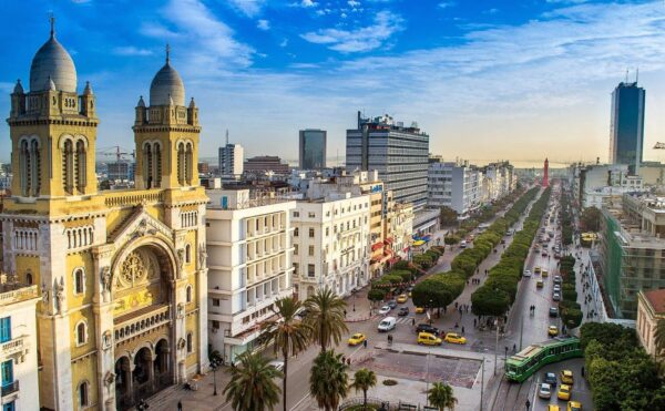 What to Do in Tunisia - New City District Built During French Colonial Rule