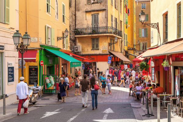 What to Do in France - Old Town A Place to Shop From Cours Saley And Walk Around