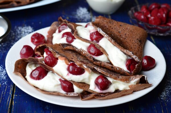 What to Do in Czech Republic - Palačinky Similar to French Crepes With Cream And Jam