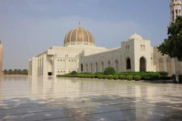 Best Attractions to See in Muscat - Sultan Qaboos Grand Mosque One of Most Modern Mosques in The World
