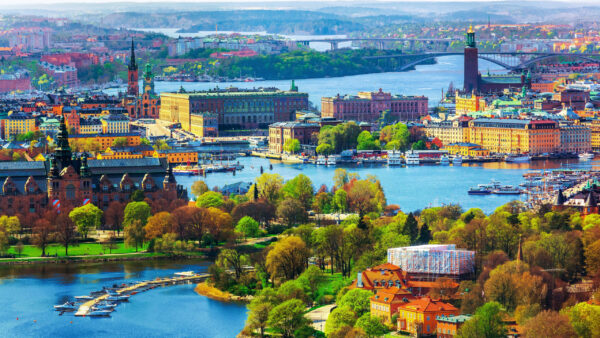 Top Cafes in Stockholm