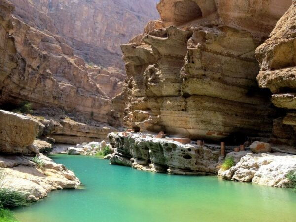 Best Attractions to See in Muscat - Wadi Ash Shab Has Amazing Pools And Cliffs