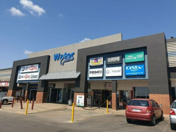 Best Shopping Malls in Pretoria - Waterglen Shopping Center A Local Small Centre