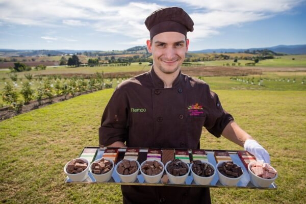Best Chocolate Shops in Melbourne - Yarra Valley Chocolaterie & Ice Creamery A place to Get French Chocolates & Truffles