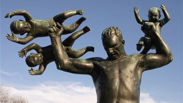 Adventure Bucket List - Man Attacked by Babies Located in Norway And Vigeland Park