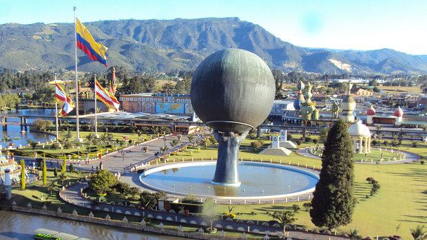 Adventure Bucket List - World Wonders in Parque Jaime Duque Found in Colombia