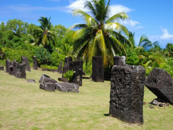 Best Attractions in Palau - Badrulchau Stone Monoliths Placed Here By The Gods