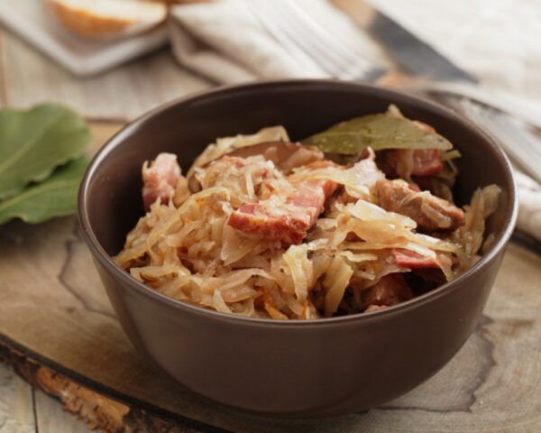 Most Delicious Food in Poland - Bigos is A Dish Made of Gently Cooked Minced Meat