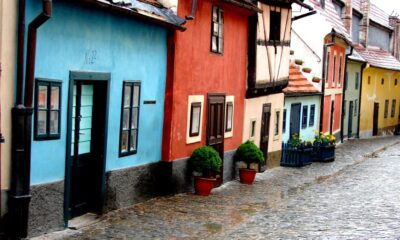 Budget Accommodations in Prague