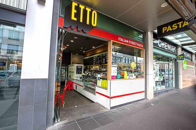 Top Budget Restaurants in Melbourne - Etto Pasta Bar A good Place For Pasta & Neapolitan Pizza