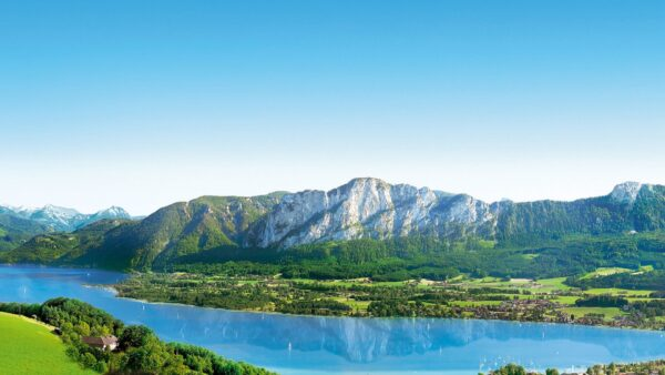 What to Do in Europe - Mondsee A Famous Lake Which is Also Known As The Moon Lake