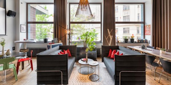 Budget Accommodations in Prague - Mosaic House A Modern And Stylish Hostel