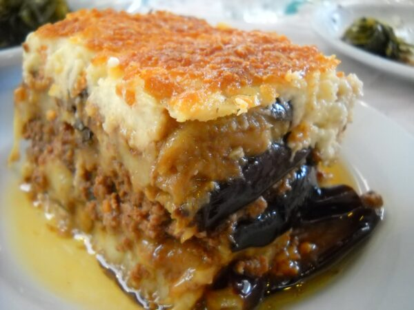 Most Delicious Greek Foods - Moussaka is The Most Famous Dish in Greece
